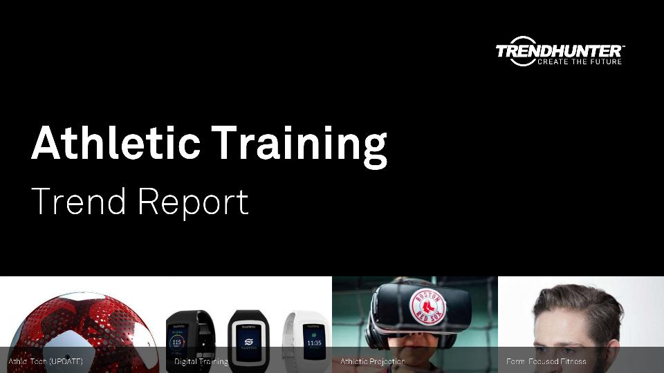 Athletic Training Trend Report Research