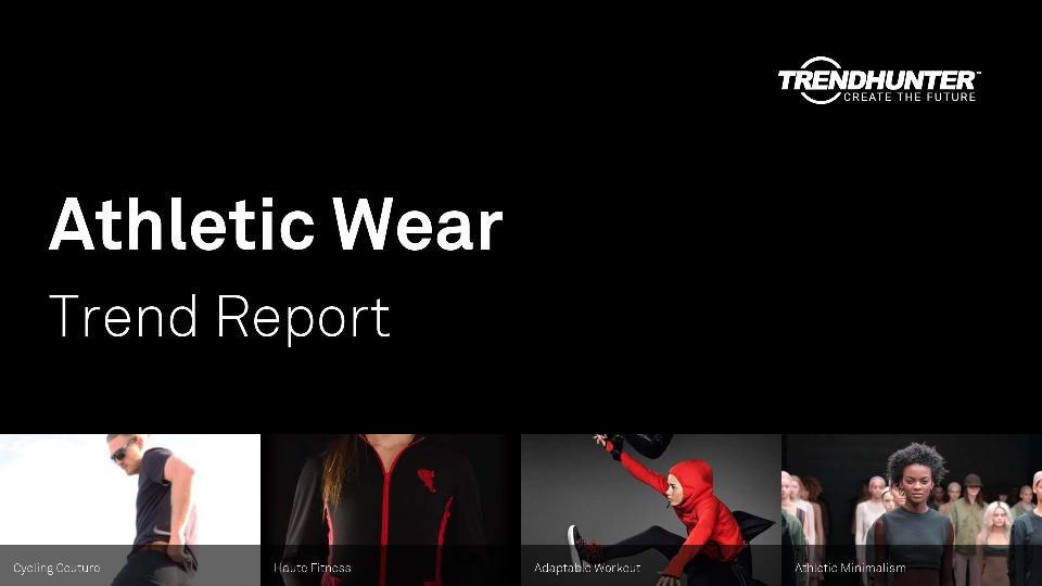 Athletic Wear Trend Report Research