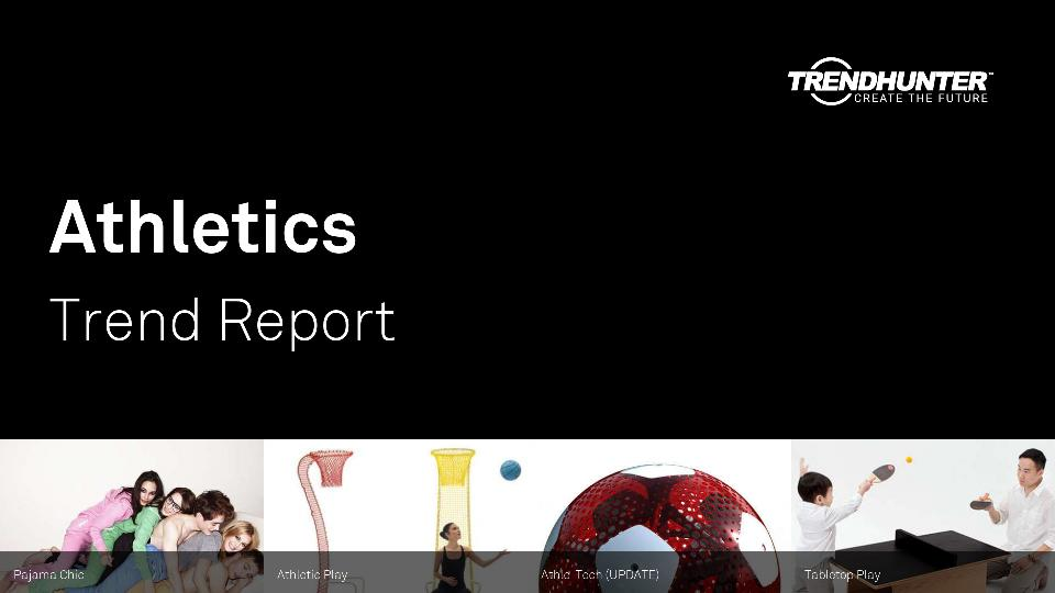 Athletics Trend Report Research