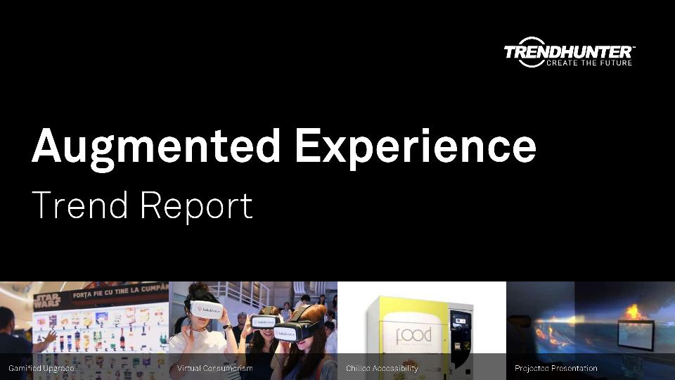 Augmented Experience Trend Report Research