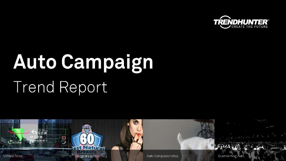 Auto Campaign Trend Report Research