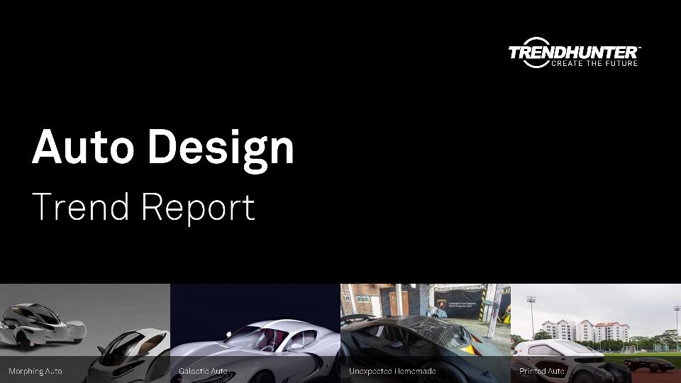 Auto Design Trend Report Research