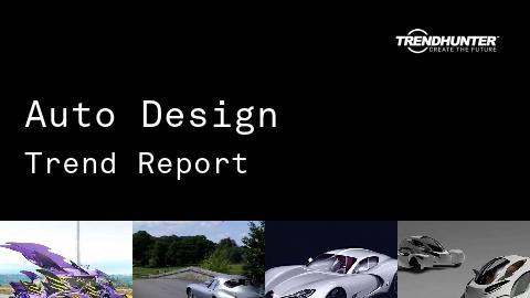 Auto Design Trend Report and Auto Design Market Research