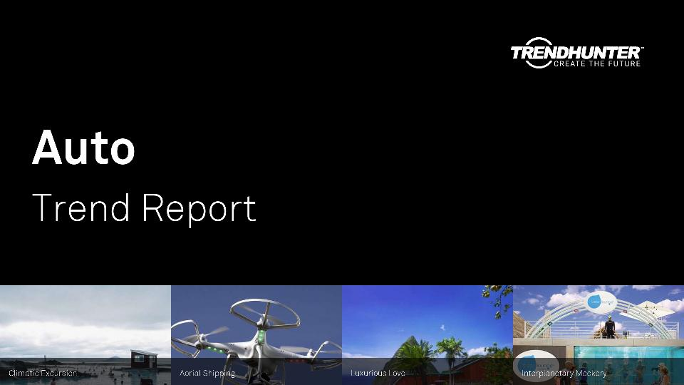 Auto Trend Report Research