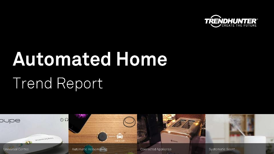 Automated Home Trend Report Research