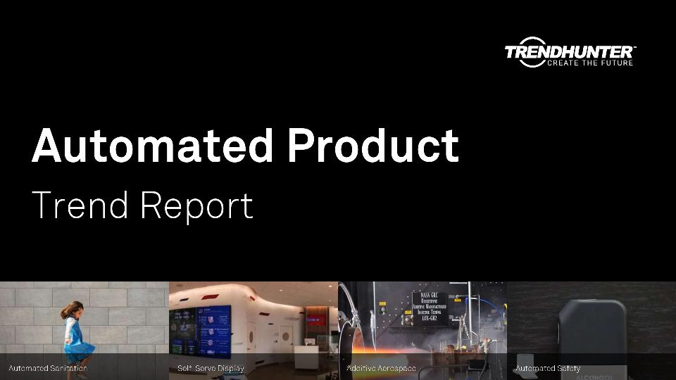 Automated Product Trend Report Research