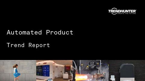 Automated Product Trend Report and Automated Product Market Research