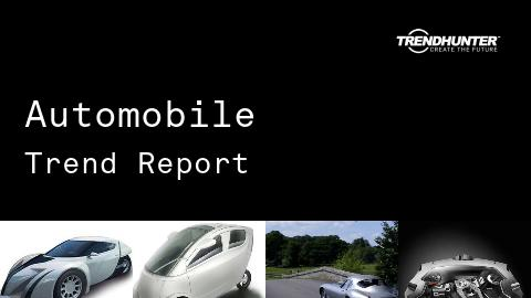 Automobile Trend Report and Automobile Market Research
