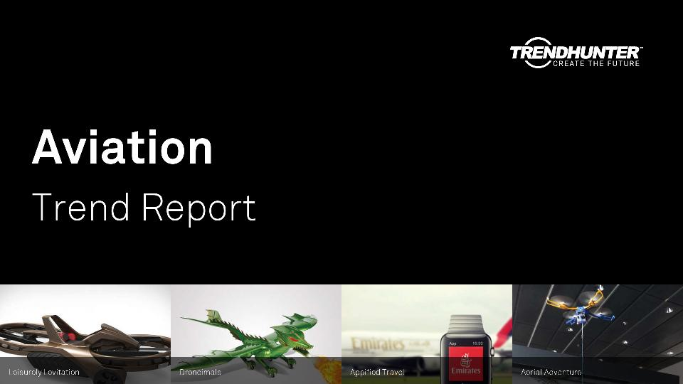 Aviation Trend Report Research