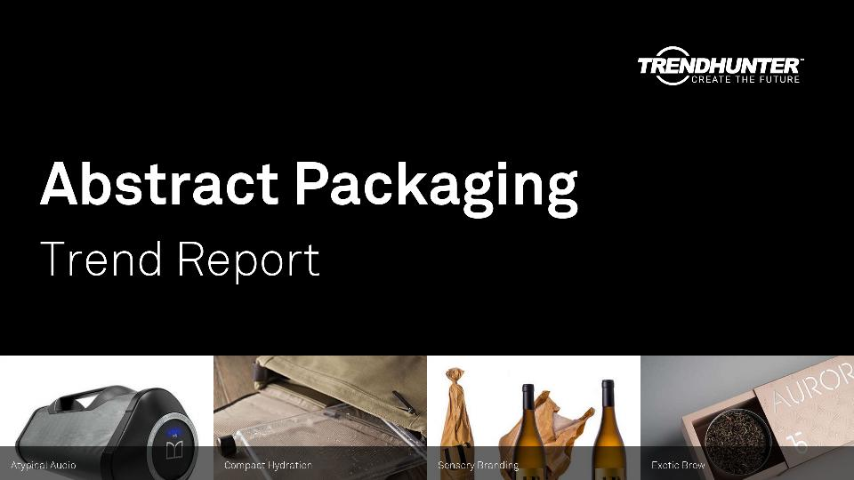 Abstract Packaging Trend Report Research