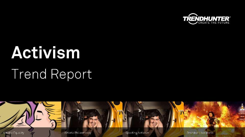 Activism Trend Report Research
