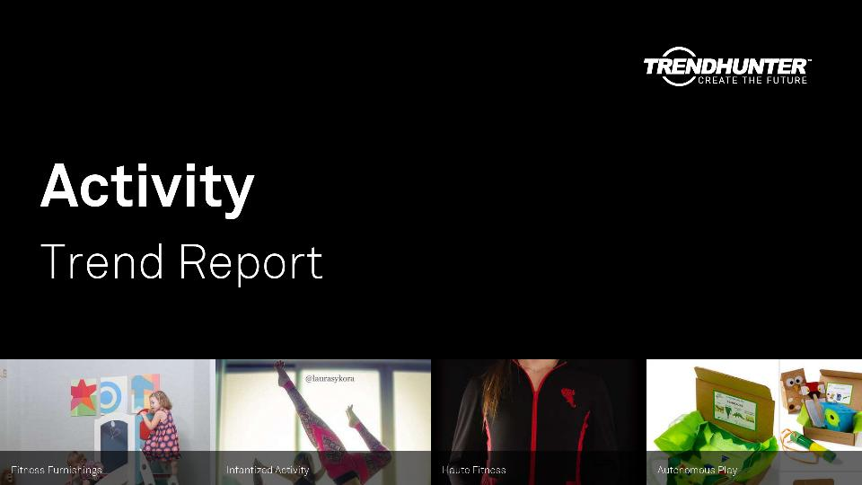 Activity Trend Report Research
