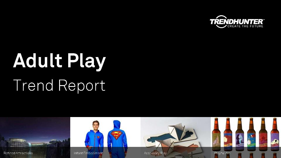 Adult Play Trend Report Research