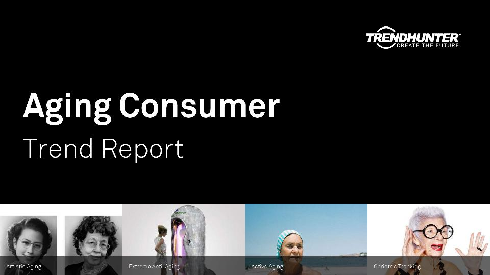 Aging Consumer Trend Report Research