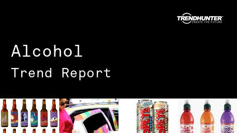 Alcohol Trend Report and Alcohol Market Research