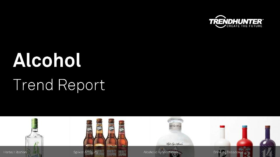 Alcohol Trend Report Research