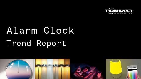 Alarm Clock Trend Report and Alarm Clock Market Research