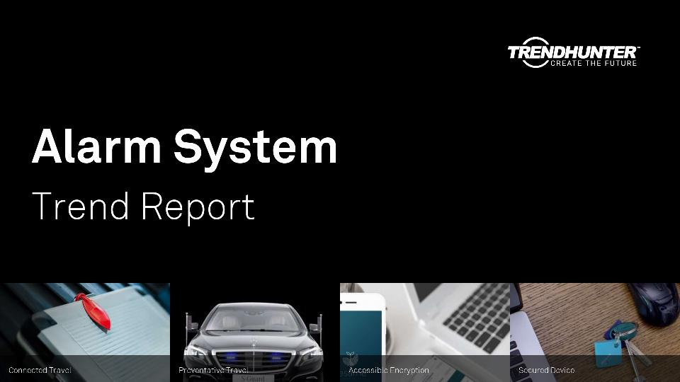 Alarm System Trend Report Research
