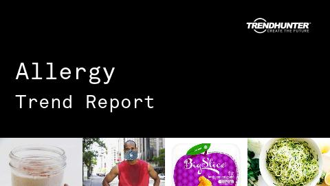 Allergy Trend Report and Allergy Market Research