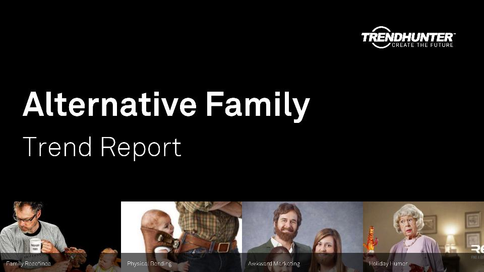 Alternative Family Trend Report Research