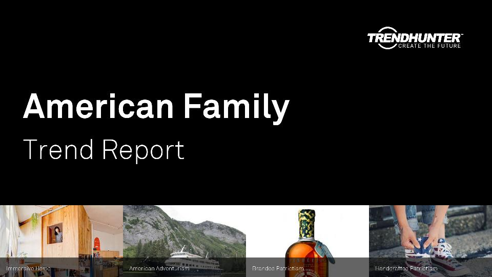 American Family Trend Report Research