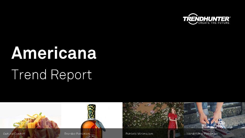 Americana Trend Report Research