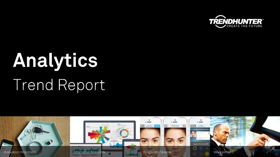 Analytics Trend Report Research