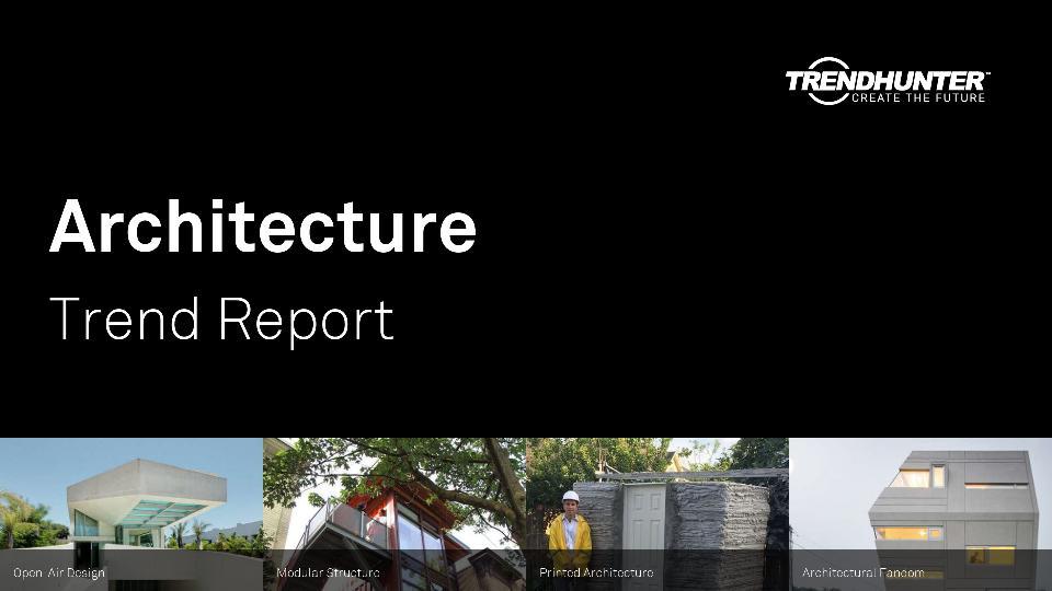 Architecture Trend Report Research