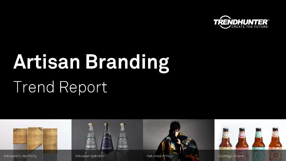 Artisan Branding Trend Report Research