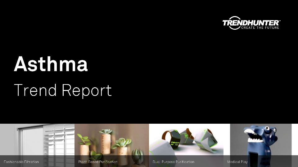 Asthma Trend Report Research