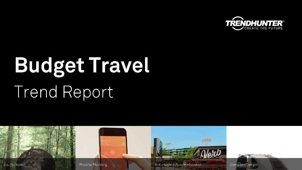 Budget Travel Trend Report Research