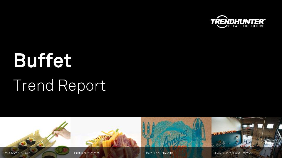 Buffet Trend Report Research