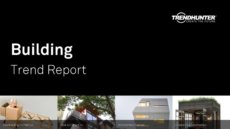 Building Trend Report Research