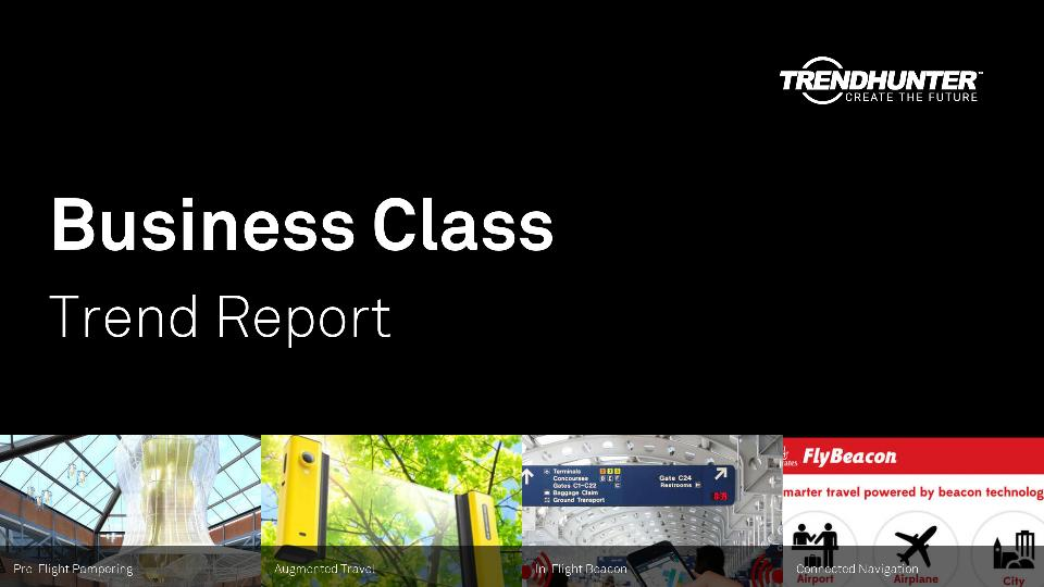 Business Class Trend Report Research