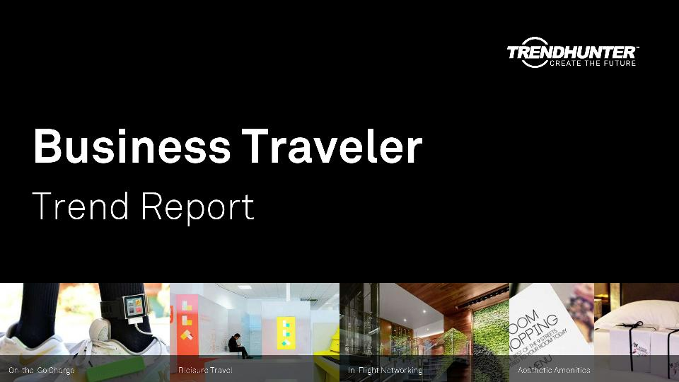 Business Traveler Trend Report Research
