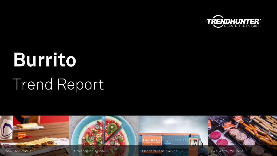 Burrito Trend Report Research
