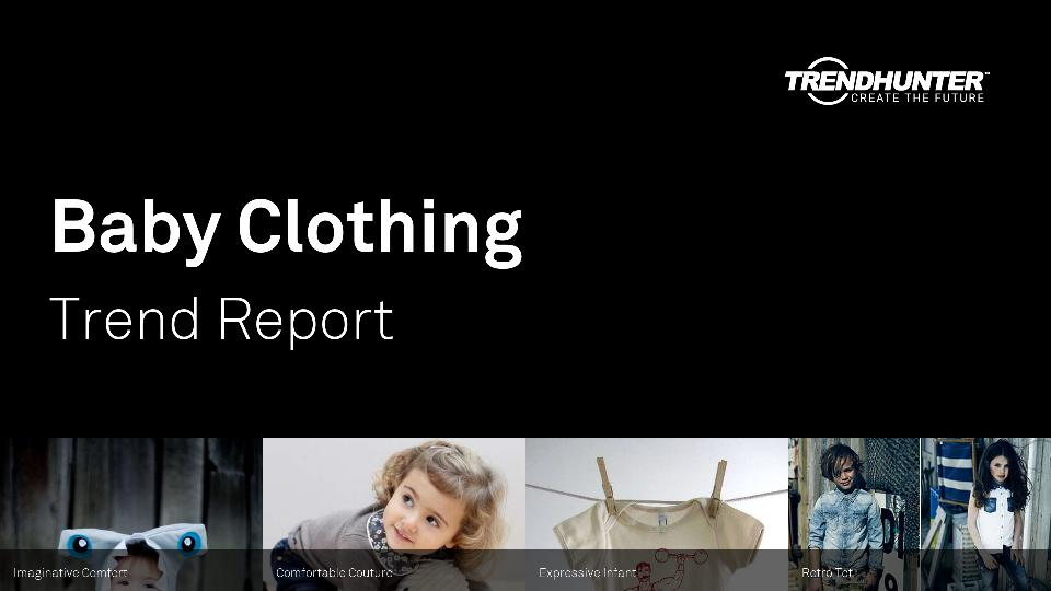 Baby Clothing Trend Report Research
