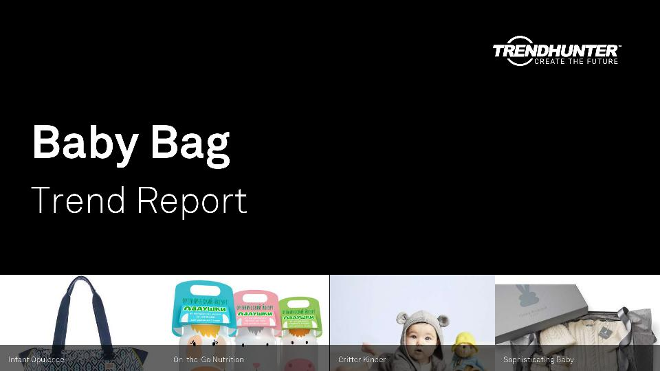 Baby Bag Trend Report Research
