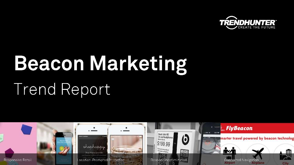 Beacon Marketing Trend Report Research