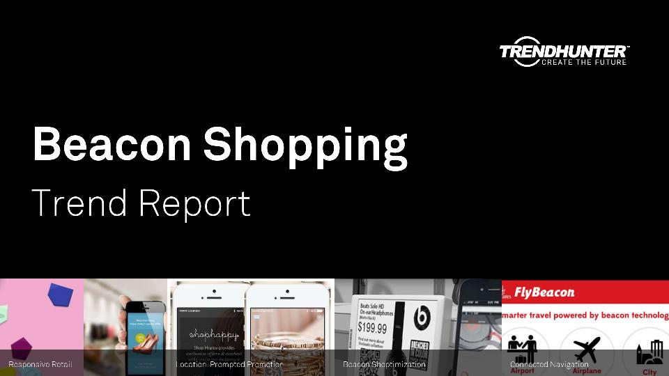 Beacon Shopping Trend Report Research
