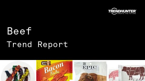 Beef Trend Report and Beef Market Research