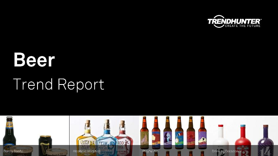 Beer Trend Report Research