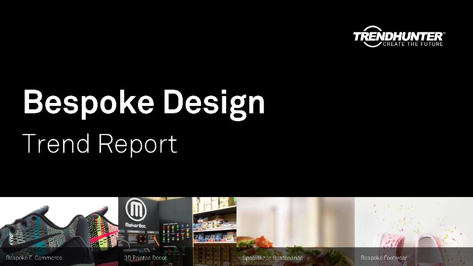 Bespoke Design Trend Report Research