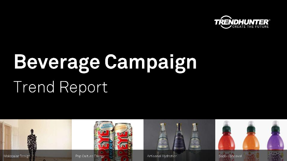Beverage Campaign Trend Report Research