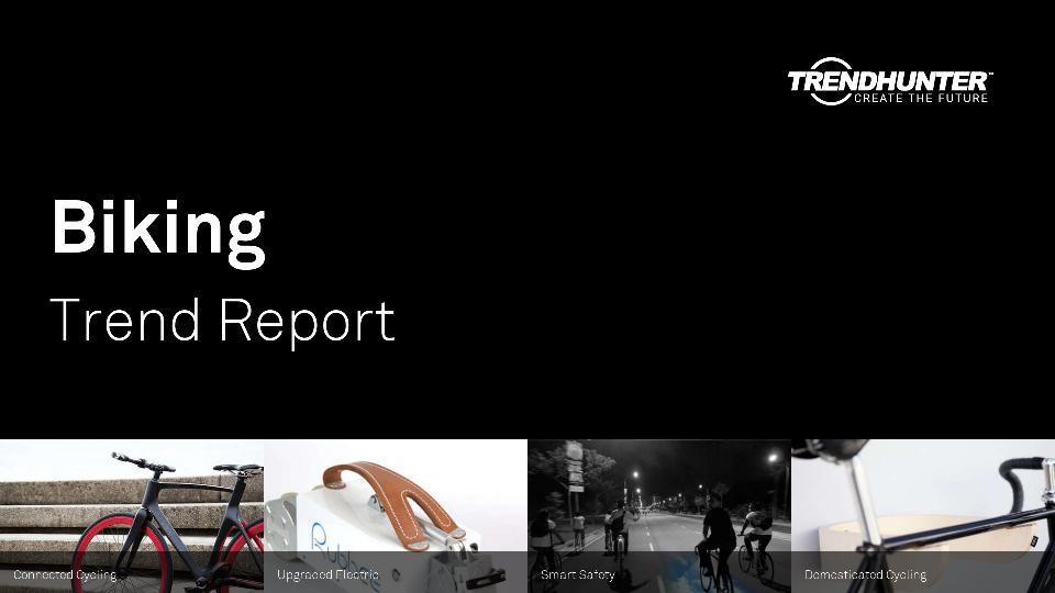 Biking Trend Report Research