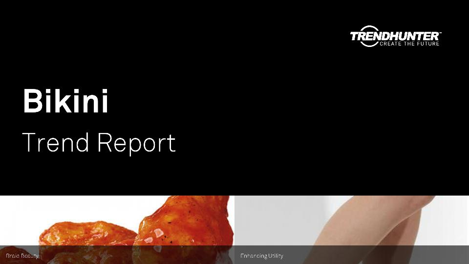 Bikini Trend Report Research