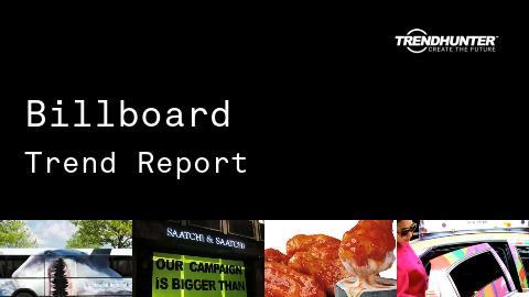 Billboard Trend Report and Billboard Market Research
