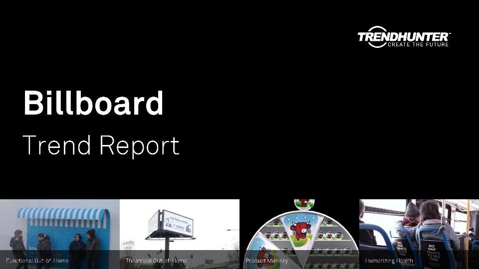 Billboard Trend Report Research