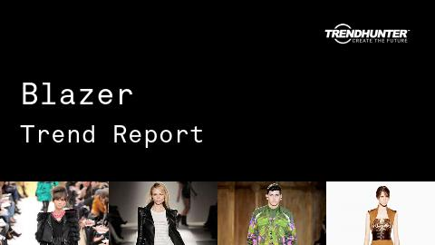 Blazer Trend Report and Blazer Market Research