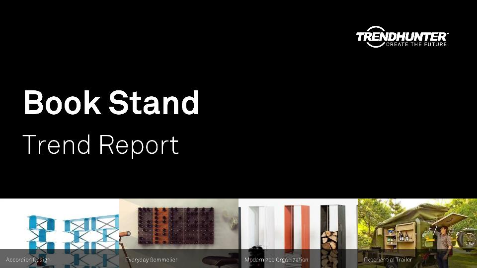 Book Stand Trend Report Research